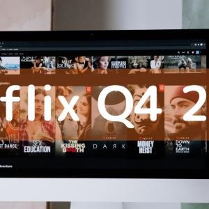 ネットフリックスNetflix決算分析 Q4 2020【株価 見通し】