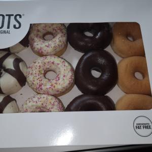 コストコ DOTS ドーナツ