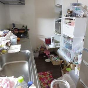 【事例】いろいろな無駄をなくすためにまずはキッチンを片付けよう!