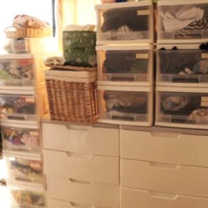 【事例】整理をしてから収納用品を買う!
