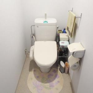 【事例】掃除のしやすいトイレにしましょう!