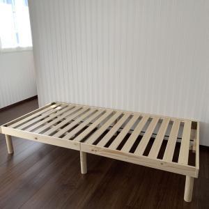 新生活!子供部屋に楽天でレビュー数の多いすのこベッドを買いました~。