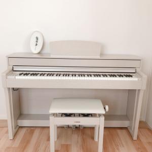 ヤマハの電子ピアノ クラビノーバで!大人になって再開する「ピアノ」紅蓮華も炎も弾けるようになりました♪