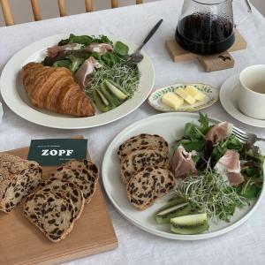 「ふるさと納税」で千葉の人気店【Zopf ツオップ】のパンをいただきました~♪