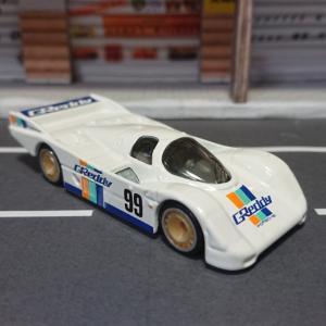 ホットウィール『RACE DAY【ポルシェ 962】』☆