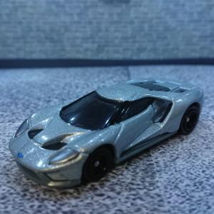 【廃盤トミカ】トミカNo.19 【フォード GT】☆