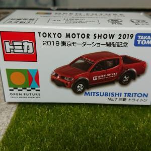 TOKYO MOTER SHOW 2019 【三菱 トライトン】☆