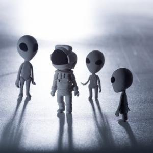 末っ子に宇宙人が降臨した夜👽