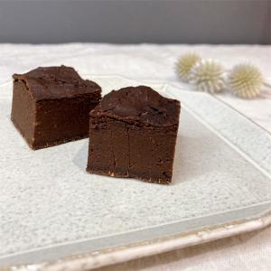 【レシピ】食物繊維たっぷり♡「サツマイモのガトーショコラ風」