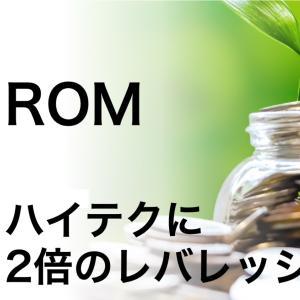 ROMはテクノロジーへの2倍レバレッジETF