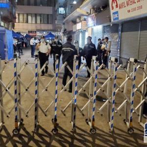 【香港最新情報】「油麻地、強制ウイルス検査で一時封鎖」
