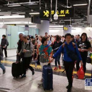 【香港最新情報】「香港市民37万人、中国本土に長期居住」