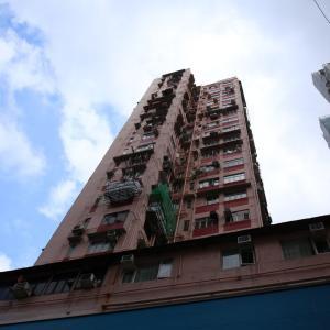 【香港最新情報】「50代男性が転落死、前日に痴漢容疑で逮捕」