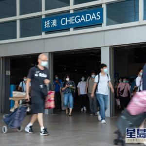 【香港最新情報】「マカオに赴いた男性、虚偽のウイルス検査報告を提出」