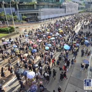 【香港最新情報】「社民連など3団体が7・1デモ申請」