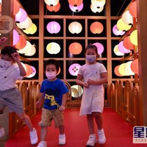 【香港最新情報】「希慎広場(Hysan Place) に500個のランタン」