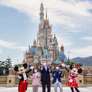 【香港最新情報】「ディズニー、芸能人を親善大使に」