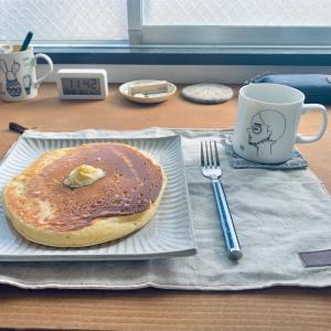 糖分がほしくて久しぶりのホットケーキ +ついでにみそマドラー紹介