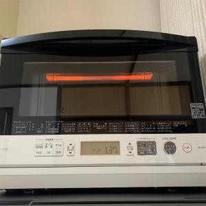 念願のオーブンレンジをついに購入!! TOSHIBA ER-SD70-W 26L(石窯ドーム)