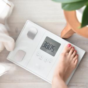 50歳100キロ女の体脂肪率ってどれくらい?100キロ女の体重や体脂肪率の推移を全公開(8月)