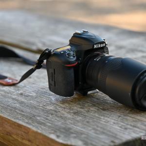 TP Original(ティーピーオリジナル)カメラストラップ TS21をNikonD750に装着!