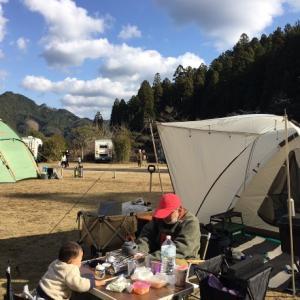 【1歳子連れ】楽しい冬キャンプ!星空オートキャンプへ!