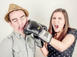 夫婦喧嘩はなぜ起きるのか。男女の脳って違すぎるよな。w