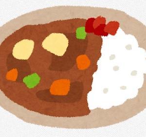 今日の晩御飯はトマトカレー