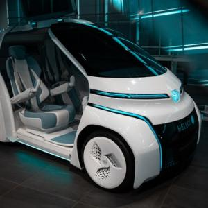 【燃料電池用白金触媒】燃料電池自動車(FCV)の仕組み