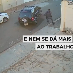 【海外ニュース】ブラジルの宝石店に空き巣。しかしあっという間に警察が駆けつけ….。