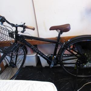 日常「自転車買ったよん♪」