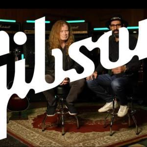 MEGADETH(メガデス)のDave Mustaine (デイブ・ムステイン)がついにGibson(ギブソン)と提携