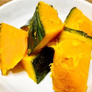 【冷予防にかぼちゃ煮〇〇でワンランクアップ!】
