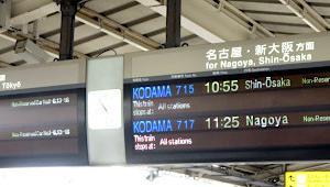三島駅の構造