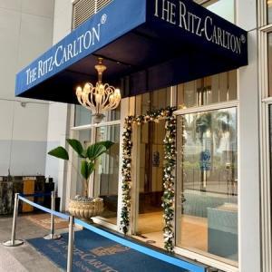 ジャカルタの5つ星ホテル ザ・リッツ・カールトン  メガ クニンガンの宿泊記