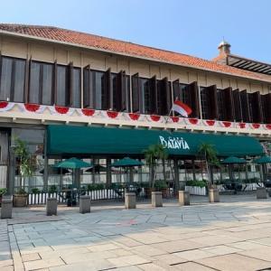 【ジャカルタ】インドネシアの歴史的なレストラン|CAFE  BATAVIA