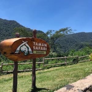 【ボゴール】イチ押し観光スポット!サファリパーク型動物園|TAMAN  SAFARI
