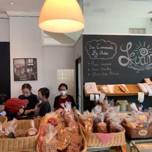 【ジャカルタ】オーナーはフランス人パン職人!天然酵母パンがおいしい|Levant