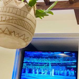 オリンピックの開会式ってゆーか、わらび餅うまかったよ私!