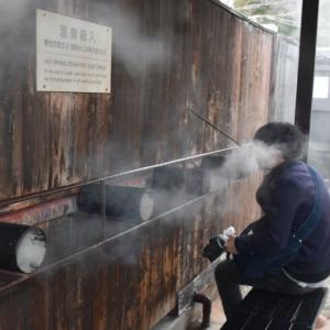 """【温泉レポート】さすが源泉噴出量日本一!別府温泉で見つけた温泉""""湯具""""とは?"""