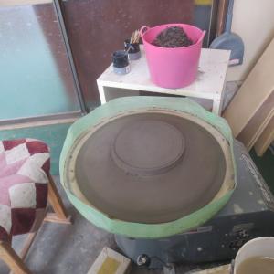 大皿の広大削り