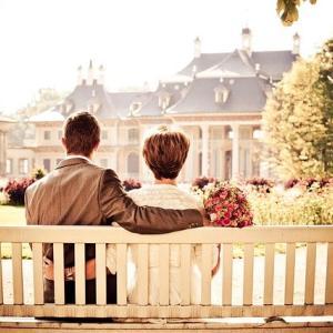 将来の伴侶を見つける?