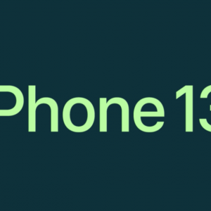 iPhone 13シリーズが発表されました📱