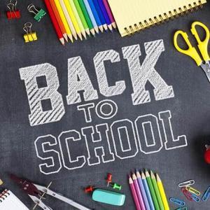 Back to School:あと3週間で新学期!