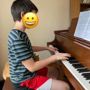 ピアノ・チェロ・バイオリン進捗記録 8/8 - 8/14 + アメリカ徴兵登録義務