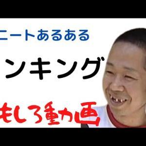 【おもしろ動画】ニートあるあるランキング!