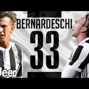 ユベントスの未来を担うファンタジスタ Federico Bernardeschi Skills & Goals フェデリコ・ベルナルデスキ スキル&ゴール集