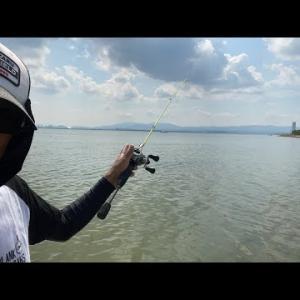琵琶湖バス釣りライブR3-8月2日