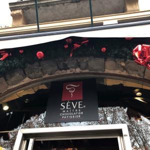 リヨンに来たら食べてほしい『sève(セーヴ)』のケーキ