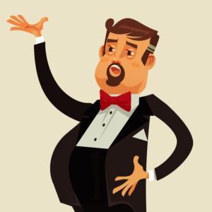 オペラ歌手!太った方が良い声がでるのは本当か?歌手と体型の話!【オペラ・声楽】